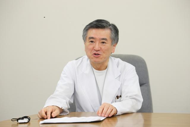 静岡県立総合病院 総合診療センター長・教育研修部長 袴田 康弘 先生
